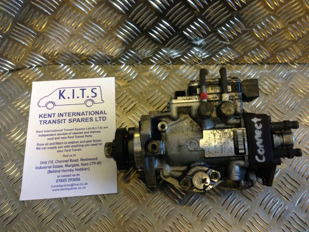 Ford Transit Connect Diesel Fuel Pump Virginised Tested 1